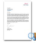 Brest Friends letter