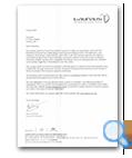 Laureus letter